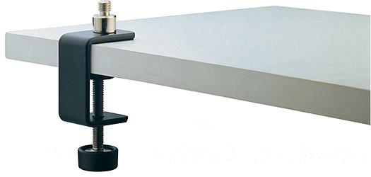 K&M Tischklemme 23700 schwarz