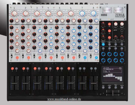 KORG ZERO-8 Live Control Mixer