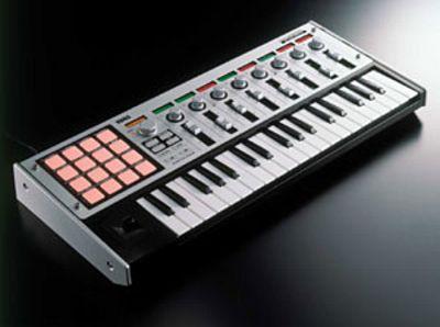 KORG microKONTROL - MIDI Studio Controller