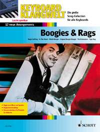 Keyboard Klangwelt - Boogies and Rags