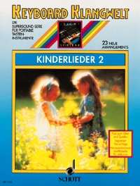 Keyboard Klangwelt - Kinderlieder 2