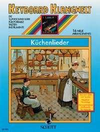 Keyboard Klangwelt - Küchenlieder