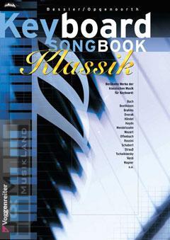 Keyboard-Songbook Klassik - Jeromy Bessler, Norbert Opgenoorth
