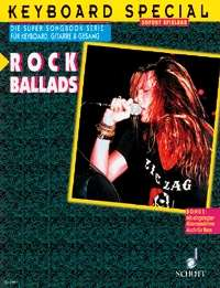 Keyboard Special - Rock Ballads