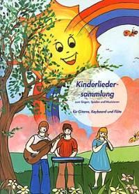 Kinderliedersammlung für Gitarre, Keyboard und Flöte