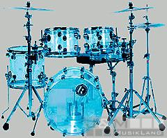 Kirchhoff arctic set 5000/22 Shellset blau