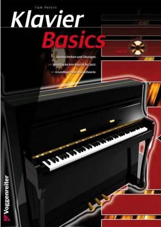 Klavier Basics mit CD
