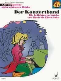 Klavierspielen, mein schönstes Hobby - Der Konzertband