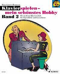 Klavierspielen, mein schönstes Hobby 2 - Heumann, Hans-Günter ED 9399