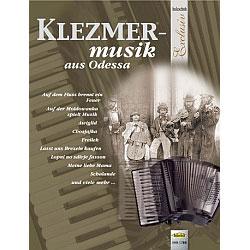 Klezmermusik aus Odessa für Akkordeon