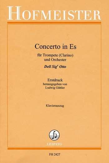 Konzert Es-Dur für Trompete und Orchester