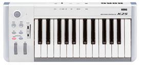 Korg K-25 USB/MIDI Controller