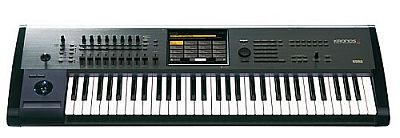 Korg KRONOS X 61 Workstation