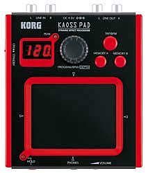 Korg Kaoss Pad mini-KP B-Stock
