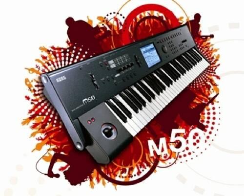 Korg M50 61 Tasten