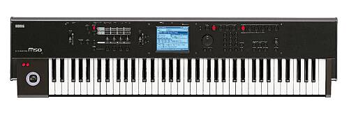 Korg M50 Workstation 73