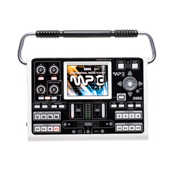 Korg MP10 Pro Professioneller Media Player