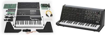 Korg MS-20 Kit limitiert selbstbaukit eines orig. MS 20
