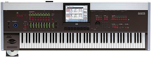 Korg OASYS 88 Synthesizer