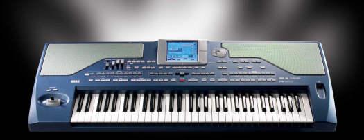 Korg PA 800 Keyboard