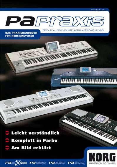 Korg PA-Praxishandbuch