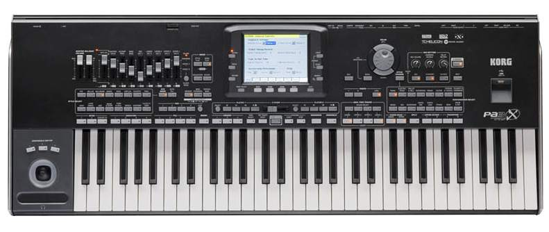 Korg PA3X 61 Keyboard international