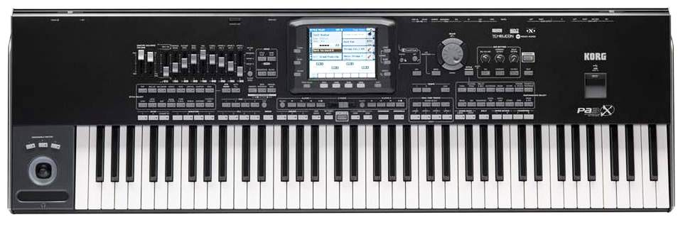 Korg PA3X 76 Keyboard international