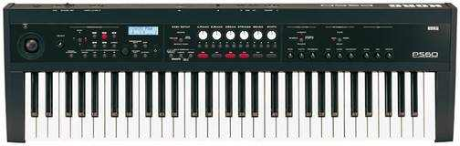 Korg PS60 Performance Synthesizer EDS-i Synthese