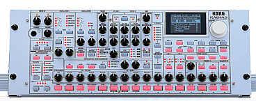 Korg RADIAS R Synthesizer/Vocoder
