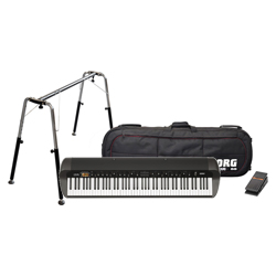 Korg SV1 88 Stage Pack Black