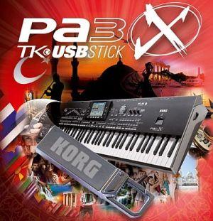 Korg TK USB-Stick für PA3X