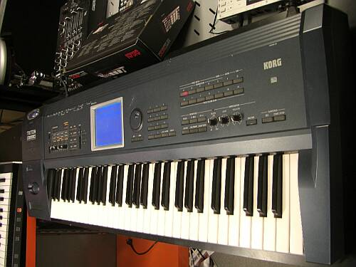 Korg Triton Extreme Workstation