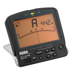 Korg WR-01 Wireless Tuner