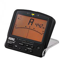 Korg WR-01S Wireless Tuner für Blasinstrumente