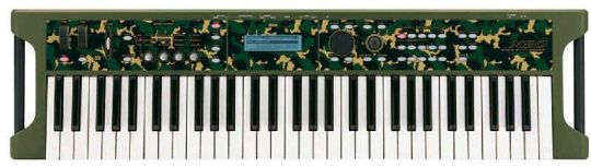 Korg X-50 camouflage Music Synthesizer