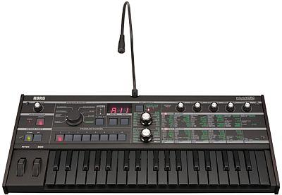 Korg microKorg BKBK Synthesizer Vocoder