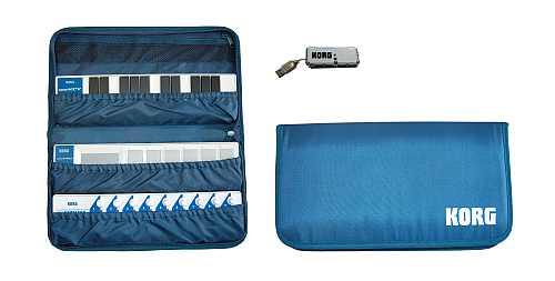 Korg nano Bag Tasche für3 nanos