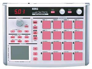Korg padKONTROL MIDI Studio Controller