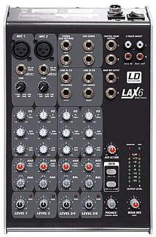 LD-Systems LAX-6 Mixer