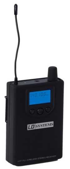 LD-System MEI-100 InEar Empfänger