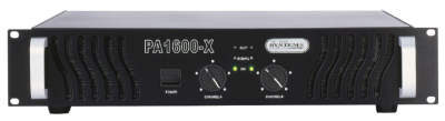 LD-System PA-1600 X Endstufe