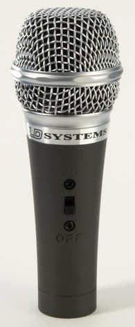 LD-Systems D66 Mini Mikrofon