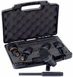 LD-Systems Drum Mikrofon SET 7-teilig