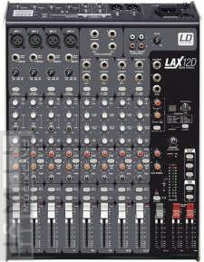 LD-Systems LAX-12D Mixer mit Effekten