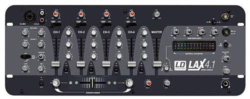 LD-Systems LAX-41 DJ Mixer