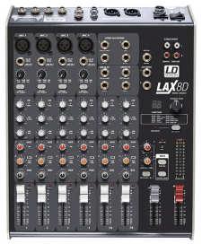 LD-Systems LAX-8D Mixer mit Effekten
