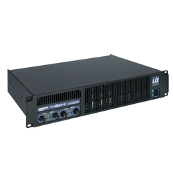 LD-Systems LD Premium Professional Power Amplifier 4 x 1440 W 2 Ohm