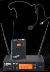 LD-Systems LDWS1000BPH Wireless Set mit Belt Pack und Headset