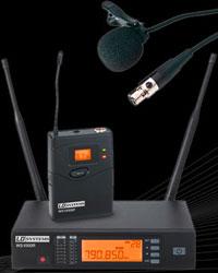 LD-Systems LDWS1000BPL Wireless Set mit Belt Pack und Lavaliere