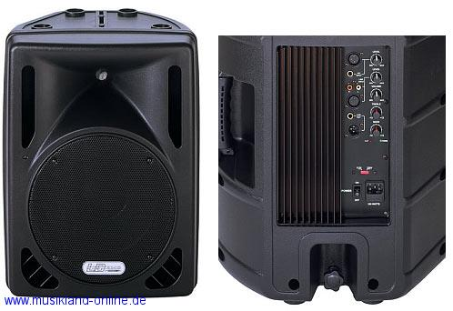 LD-Systems P-12/2 A Box aktiv